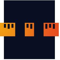 Logo ontwerp icoon