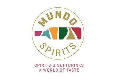 Logo ontwerp voor Mundo Spirits