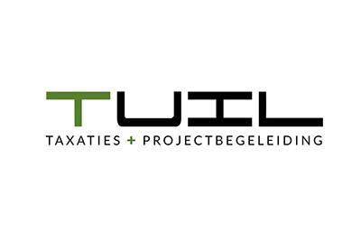 Logo ontwerp voor Tuil Taxaties