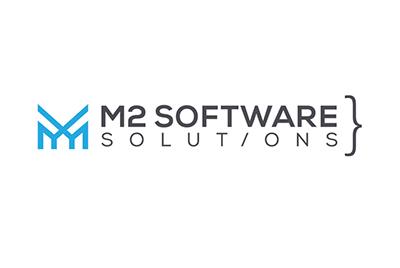 Logo ontwerp voor M2 Software Solutions