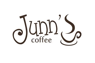 Logo ontwerp voor Junn's Coffee