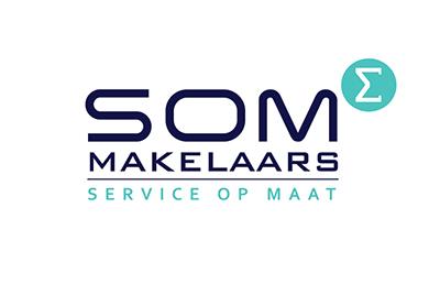 Logo ontwerp voor Som Makelaars