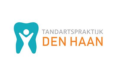 Logo ontwerp voor Tandartspraktijk Den Haan