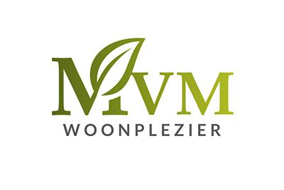 Logo ontwerp voor MvM Woonplezier